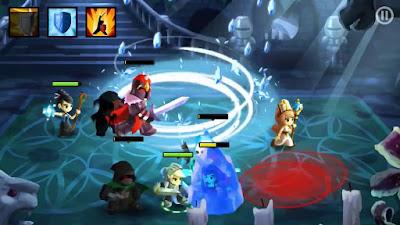 لعبة Battleheart 2 للاندرويد, لعبة Battleheart 2 مهكرة, لعبة Battleheart 2 للاندرويد مهكرة