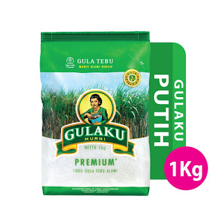 Produk Gulaku 1 Kg Yang Pas Untuk Stock Dapur