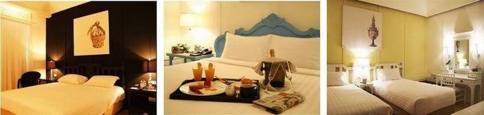 Heritage Baan Silom Hotel