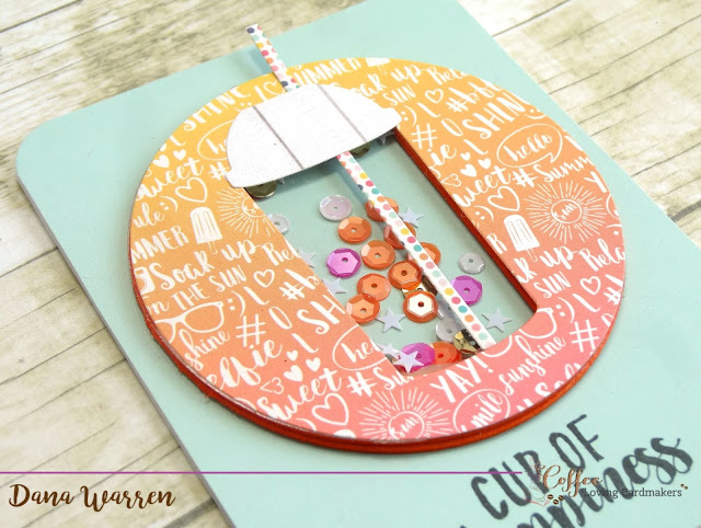 Dana Warren - Kraft Paper Stamps - Fun Stampers Journey