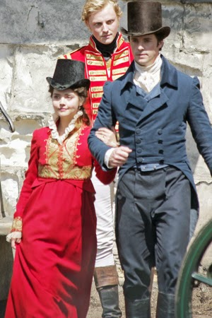 Death Comes to Pemberley - Lydia and Wickham