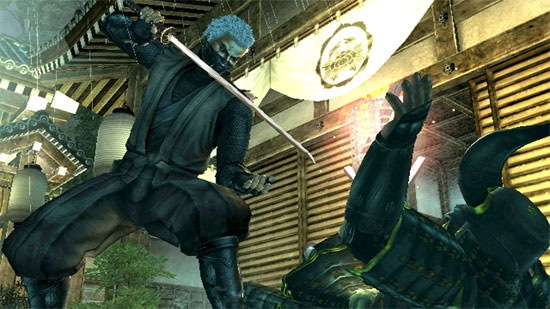 Tenchu shadow assassins psp iso