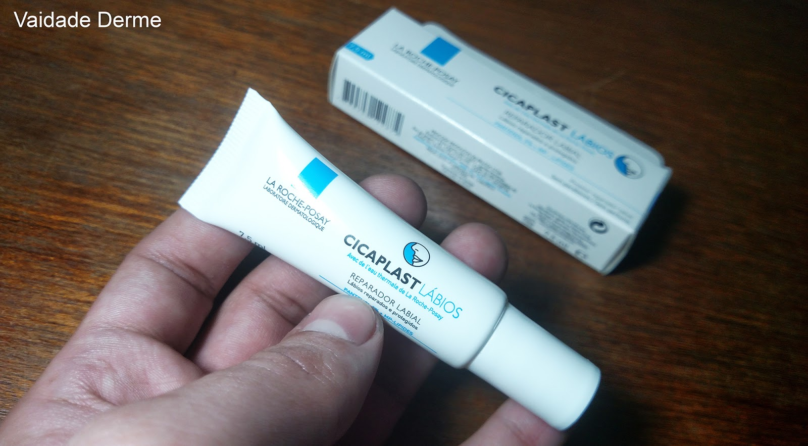 La Roche-Posay Cicaplast Labios