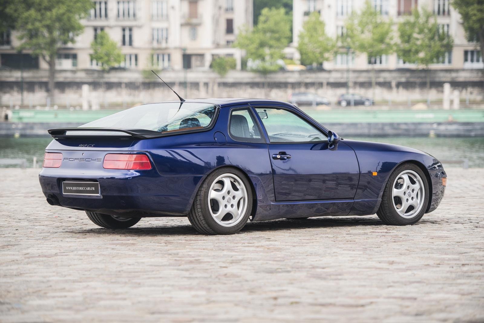 This Porsche 968 Club Sport Is A Forgotten Gem Looking For A New ...