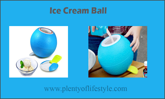 Best Kitchen Tools and Gadgets for Men Ice Cream Ball