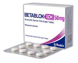 BETABLOK SR 200 mg Film Tablet