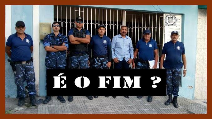 FIM DA GUARDA MUNICIPAL?