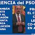 Coherencia del PSOE