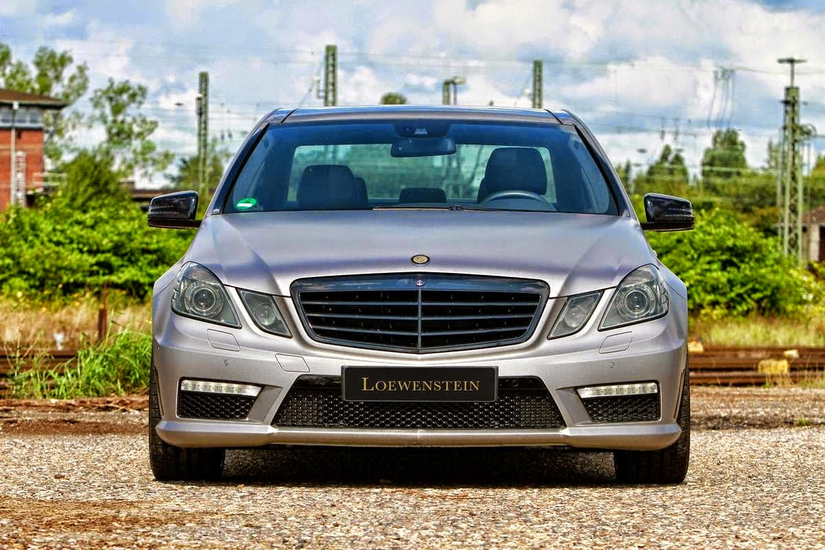 Loewenstein E-LM63-700 based on Mercedes-Benz W212 E63 AMG | BENZTUNING