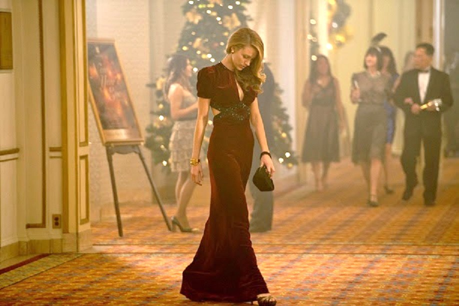 Film Fashion Amp Frivolity Age Of Adaline S Clock Stopping