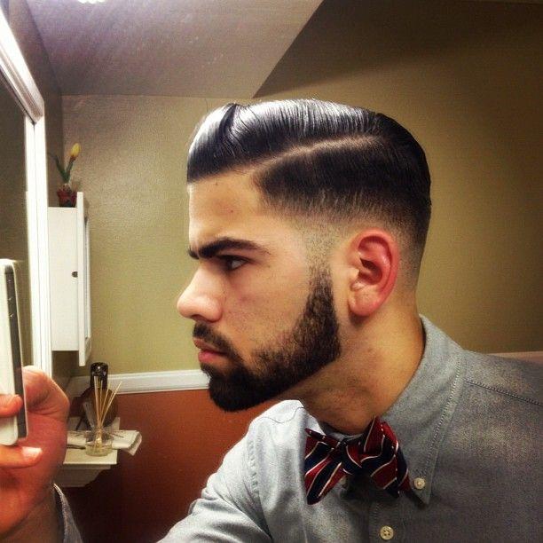faded haircuts men - haircut