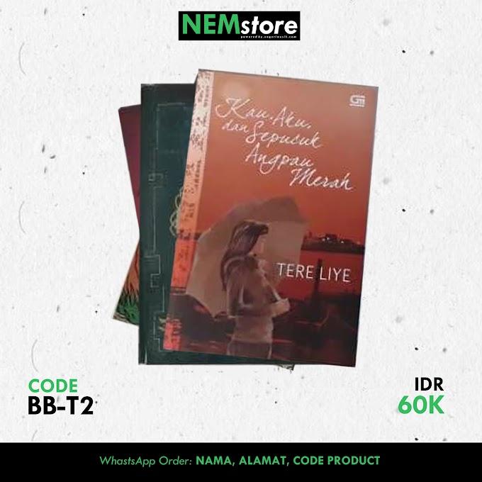 [Books] - Tere Liye - Kau, Aku, dan Sepucuk Angpao Merah