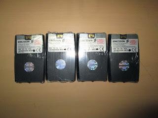Baterai Ericsson Jadul T28 T29 T39 R320 R520 Dll