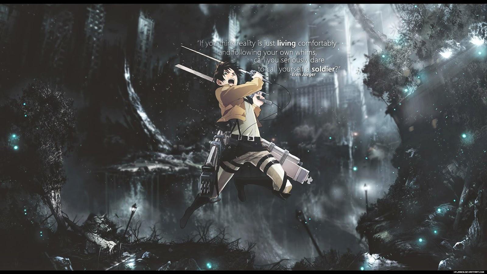 kokobrio: Attack On Titan HD Wallpapers