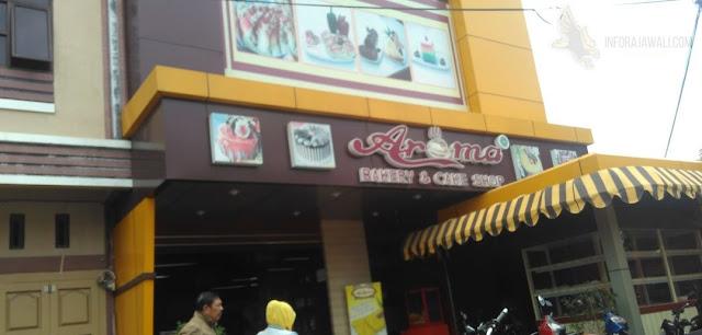 Aroma Bakery, Medan