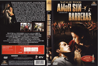 Amor sin barreras (1961) West Side Story