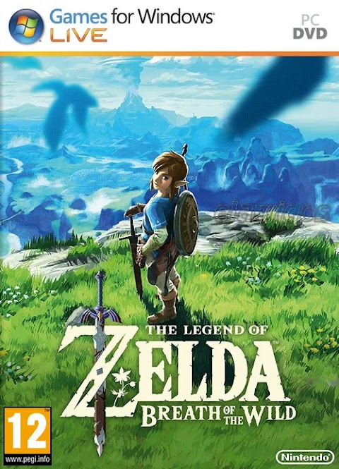 Download The Legend of Zelda: Breath of the Wild (2017) for pc