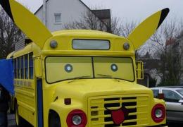 Il Poke Bus viaggia 24 ore per i giocatori più incalliti