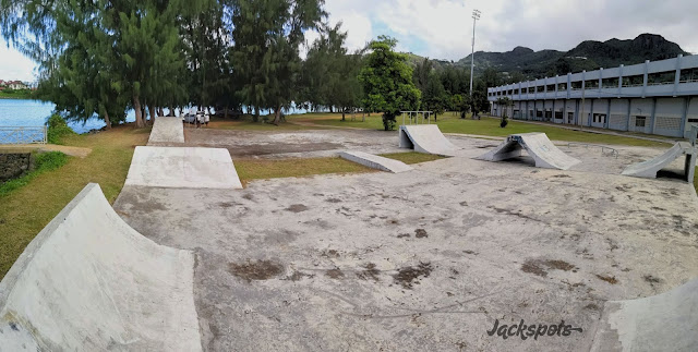 Skatepark Seychelles Mahe