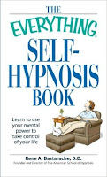 Best Book on Hypnosis - The Everything Self-Hypnosis Book by Rene A Bastarache