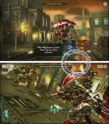 Game Warhammer 40K For Android APK+DATA MOD