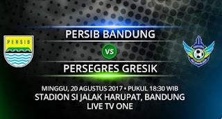 Preview Persib vs Persegres Gresik