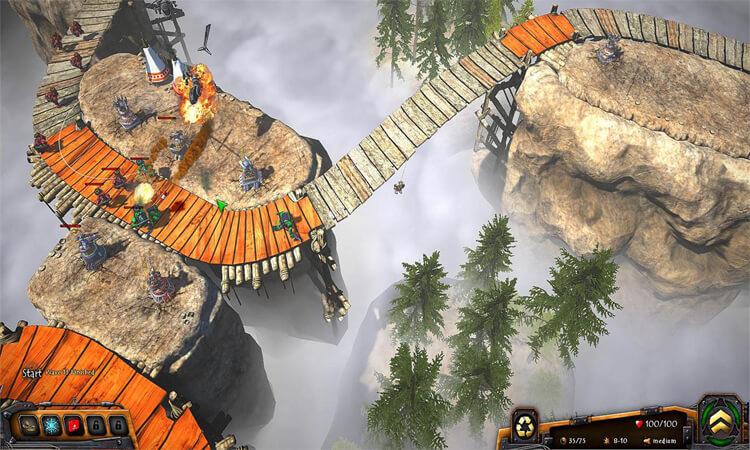 تحميل لعبة الحرب الجديدة Rush for Glory للكمبيوتر برابط مباشر