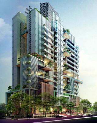 Apartemen Premium The Padmayana