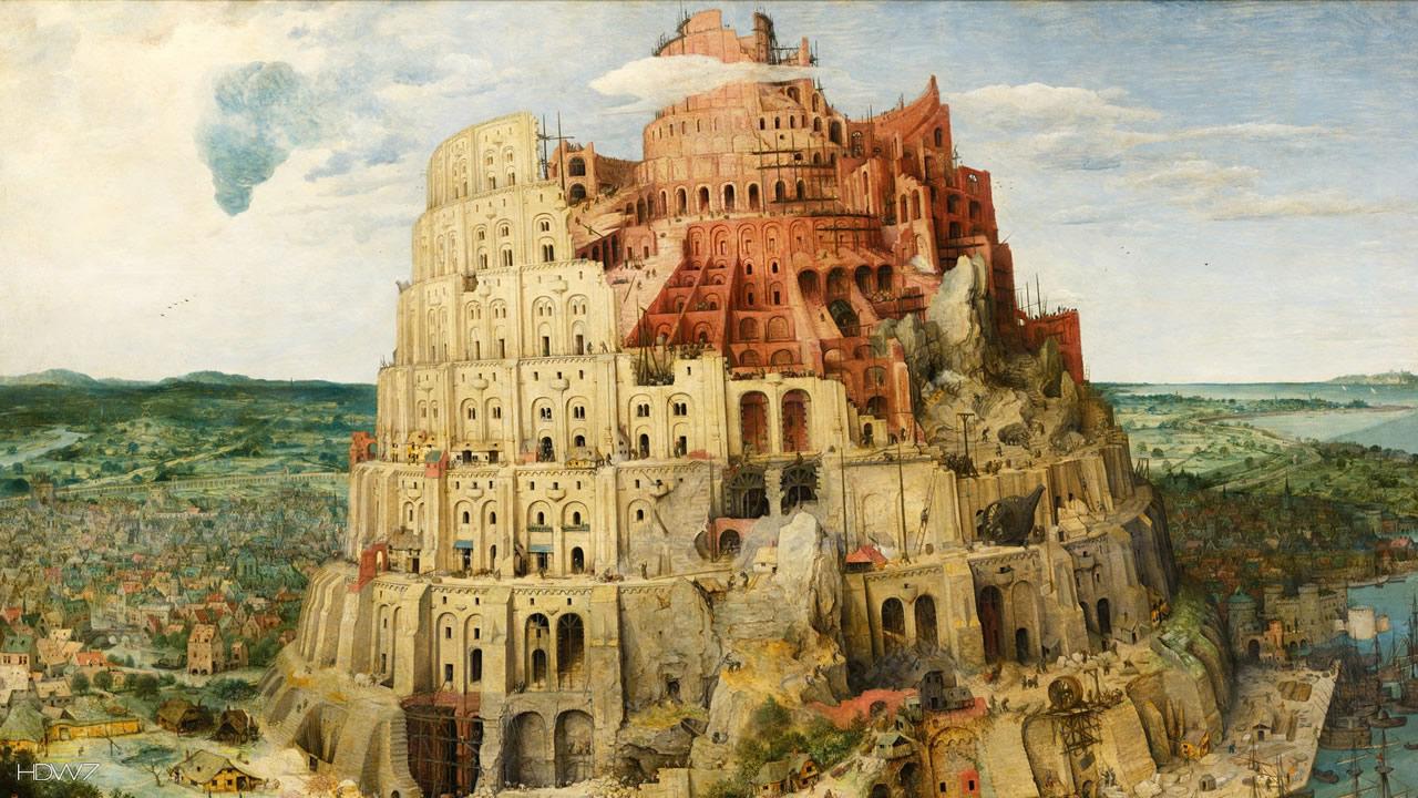 ¿Existió realmente la mítica Torre de Babel?