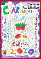 San Juan de Aznalfarache - Carnaval 2020 - Alumnos de 2B del CEIP San Pedro Crisólogo