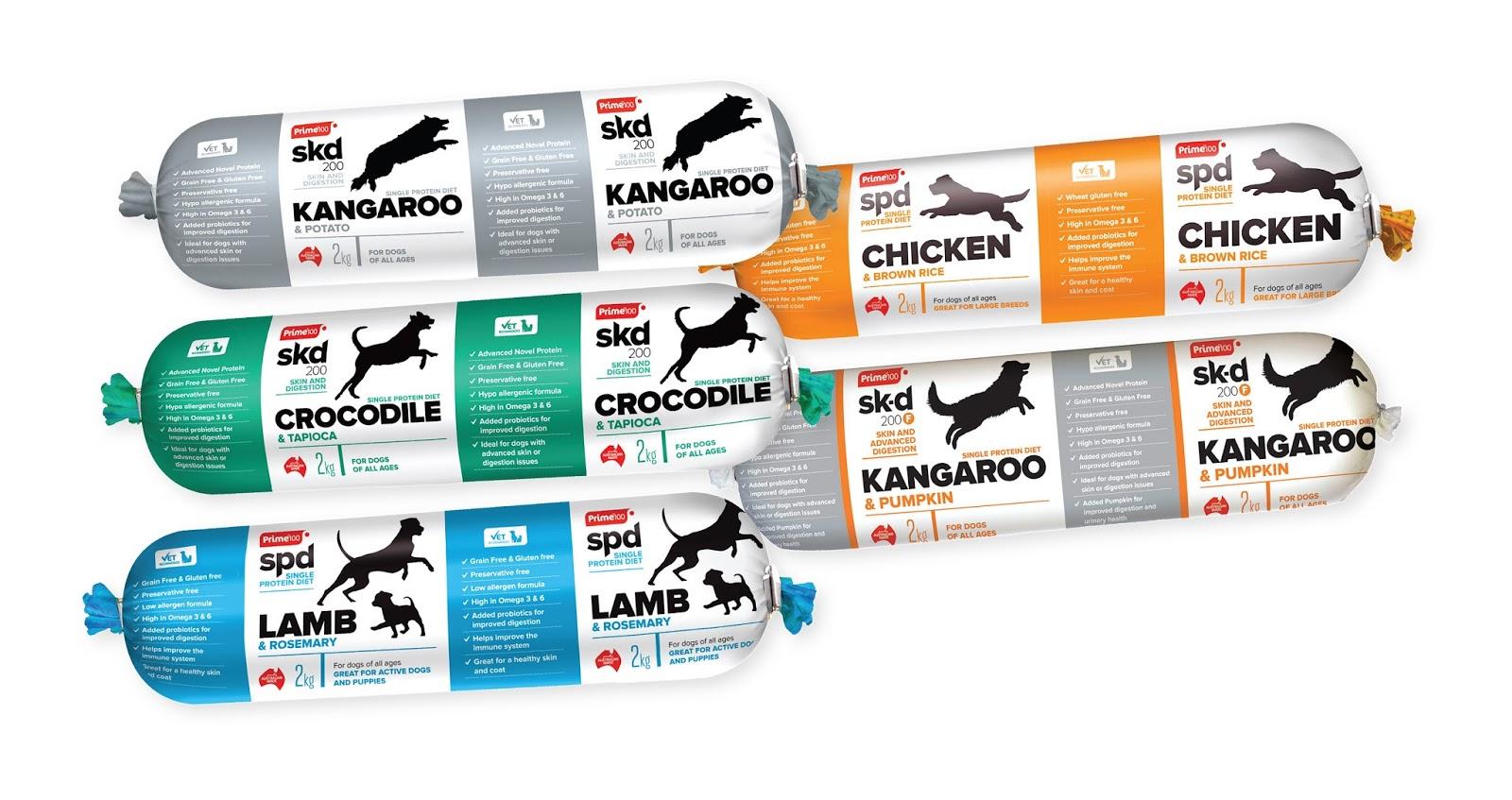 Skd  Dog Food