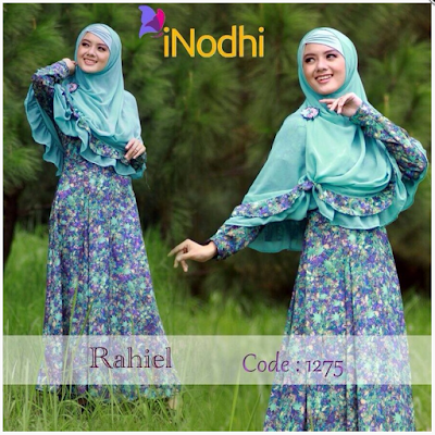 Kumpulan Model Baju Muslim Syar'i Modern Masa Kini