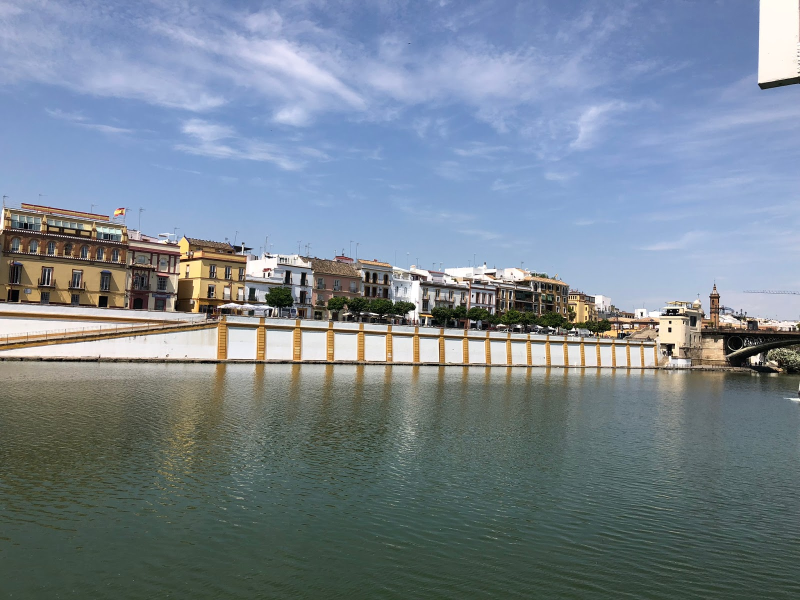 Um dia em Sevilha, Espanha