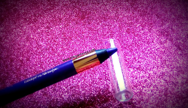 L'oreal Paris Infallible Silkissime Eyeliner 240 Pure Purple swatch