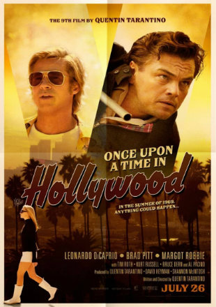Once Upon A Time In Hollywood 2019 Full Hindi Movie Download Dual Audio HDRip 720p