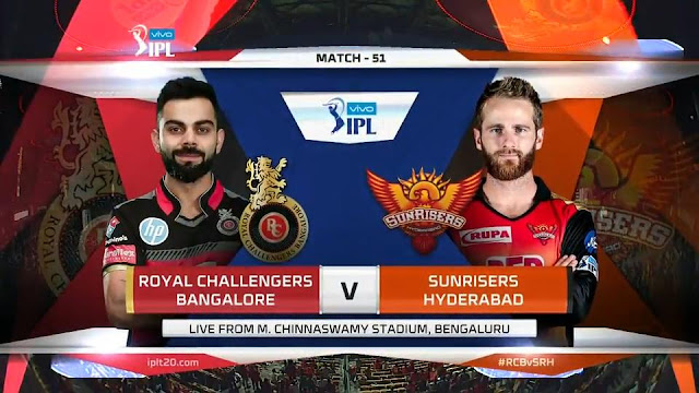 IPL 2019 RCB vs SRH Match 54th Dream11 Fantasy Cricket Tips, Playing XI