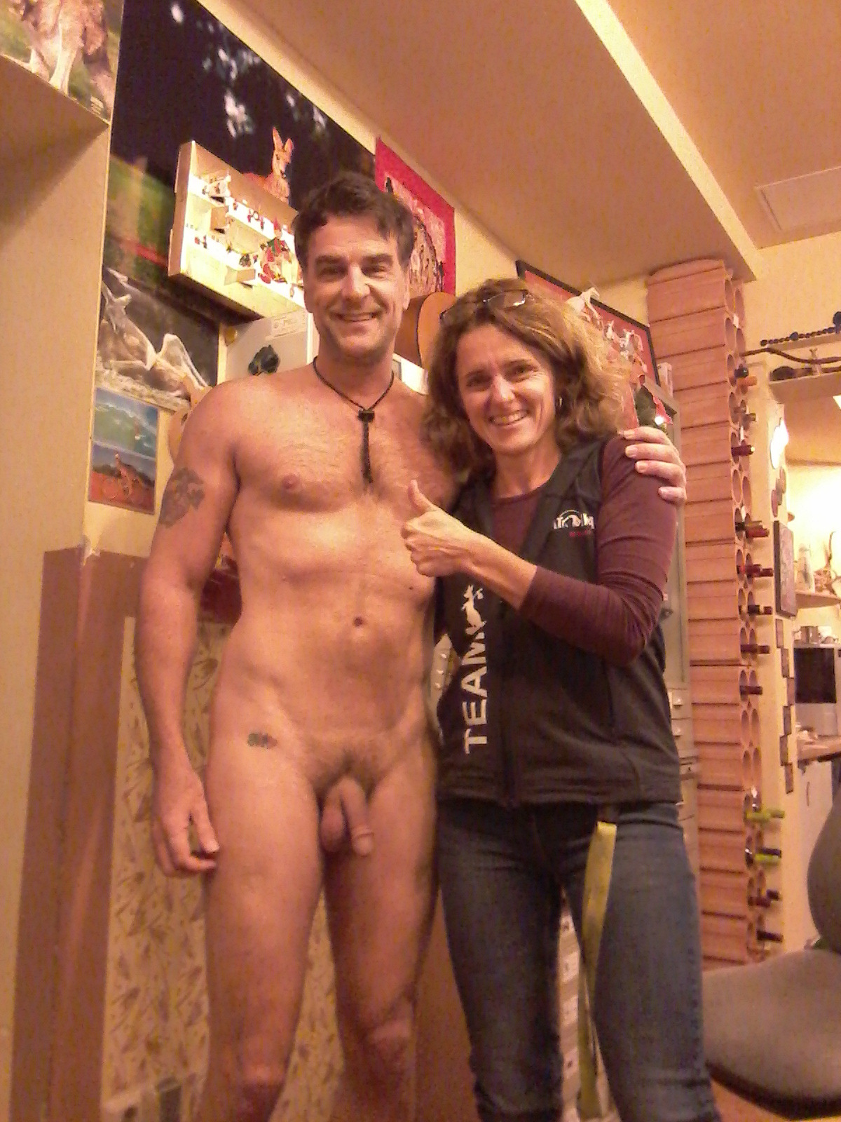 My Cfnm marie cfnm - clothed female nude male