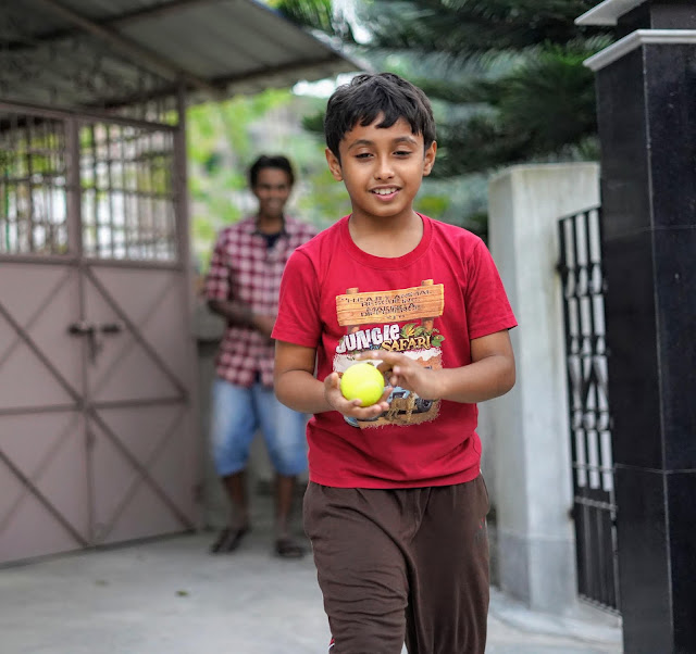 Sourajit Saha's Nephew Rick 2