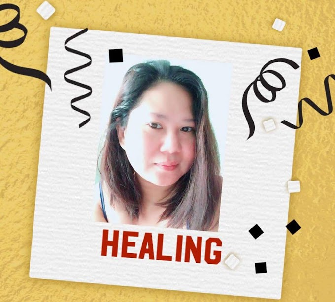My Word of the Year: Healing