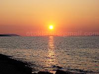 Zalazak sunca, Mirca otok Brač slike