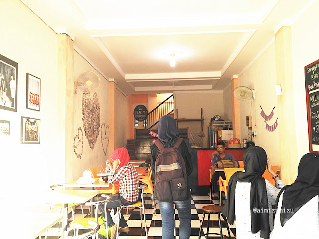 Korean Cafe Padang
