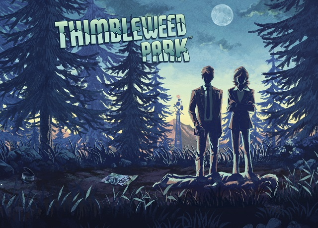 [Προσφορά από Epic]: Thimbleweed Park - Εντελώς δωρεάν ένα ολοκαίνουργιο, μαγικό adventure παιχνίδι