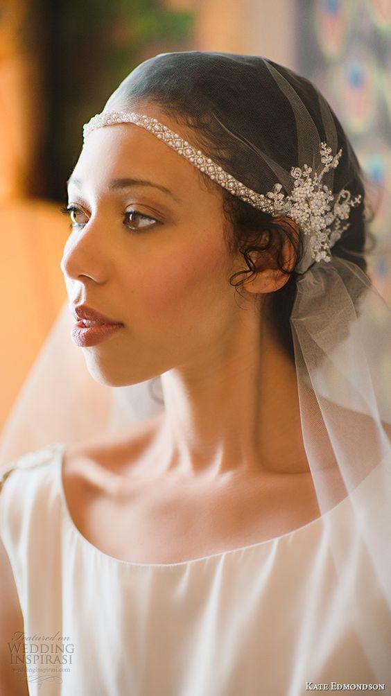 Wedding Ideas: Wedding Hairstyles For Short Hair With Veil ...