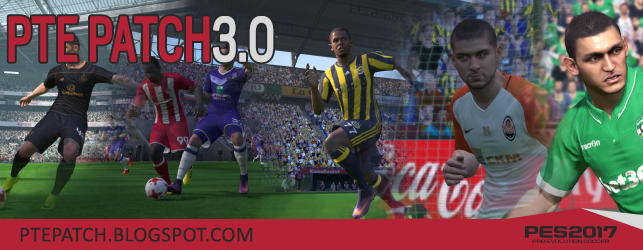 [PES17] PTE Patch 2017 3.0 – RELEASED 12/12/2016