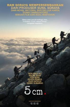 Download Film 5 CM (2012) WEB-DL 720p