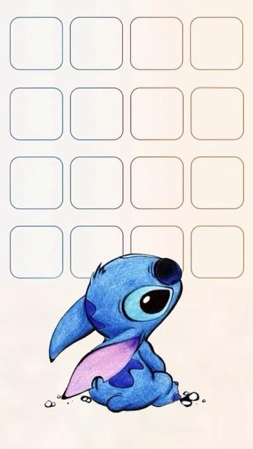 Hình nền điện thoại Stitch đẹp dễ thương và kute nhất