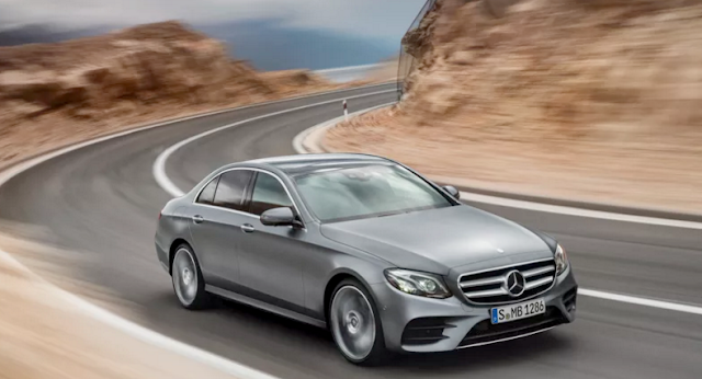 The 2017 Mercedes E-Class will steer itself up to 130 miles per hour launched