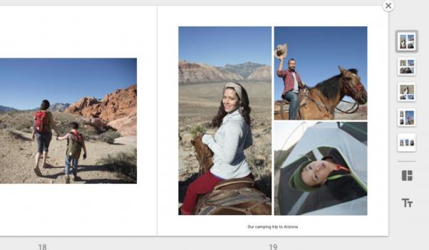 تطبيق صور Google يتيح الآن تخصيص تنسيقات كتب الصور