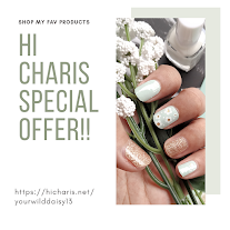 Special Offer at my CHARIS SHOP