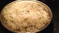 Plain rice in Hotels Restaurants